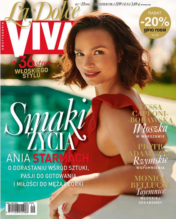 Anna Starmach, Viva! 20/2019