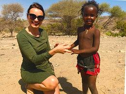Anna Starmach w Etiopii MT