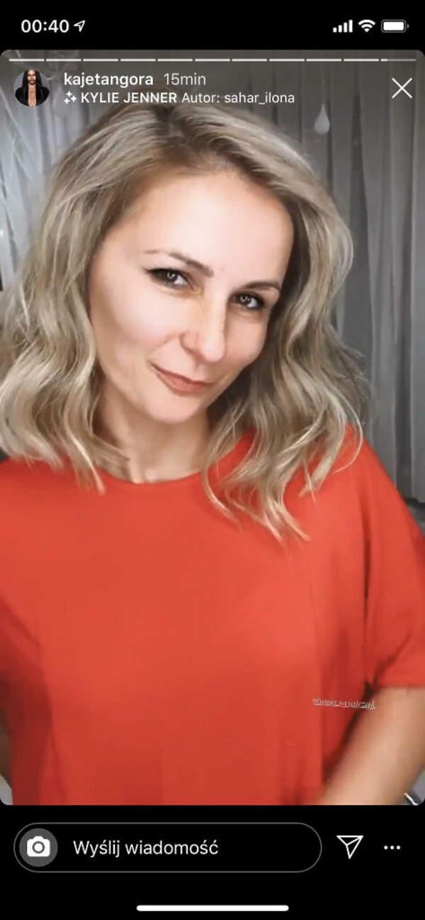 Anna Swiatczak zaprezentowala nowa fryzure 2020