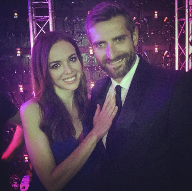 Anna Wendzikowska i Maciej Dowbor