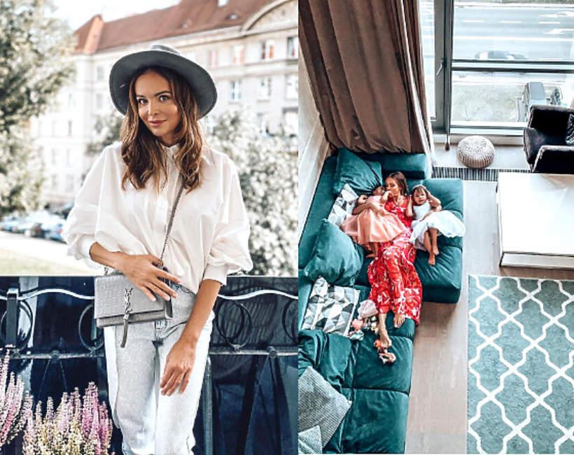 Anna Wendzikowska pokazala wnetrza mieszkania