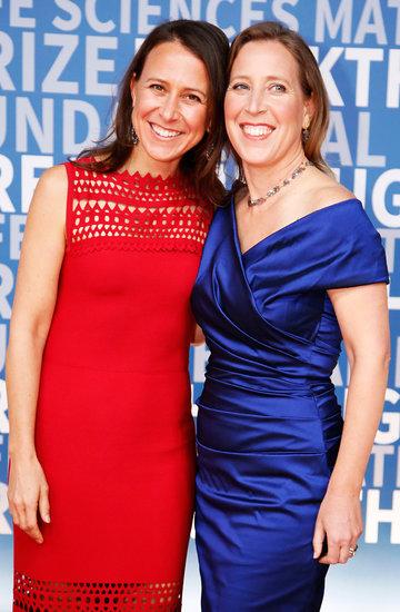 Anne Wojcicki, Susan Wojcicki