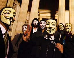 """""""Jesteśmy Legionem. Nie przebaczamy"""". Kim są haktywiści Anonymous?"""