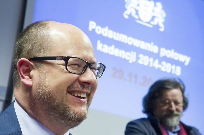 Antoni Pawlak, Paweł Adamowicz