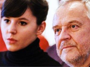 Antonina Turnau i Marek Kondrat