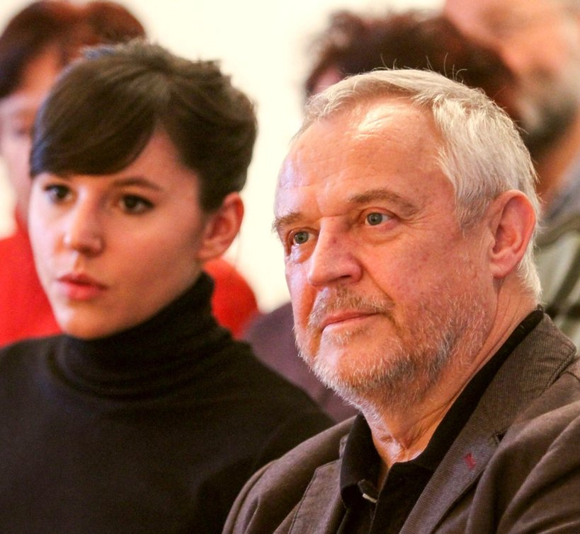 Antonina Turnau urodziła, Marek Kondrat