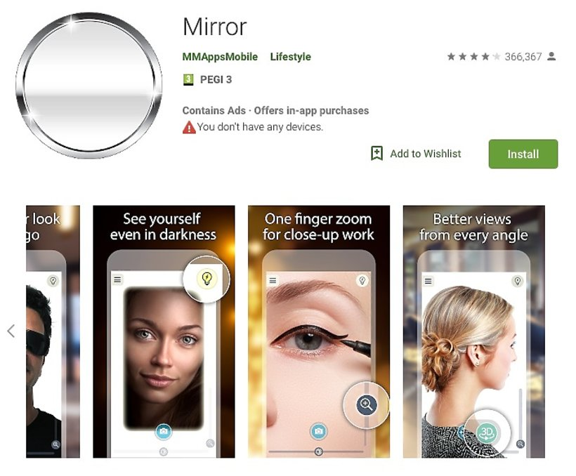 Najlepsze Aplikacje Mobilne Makijaż Fryzury Pielęgnacja