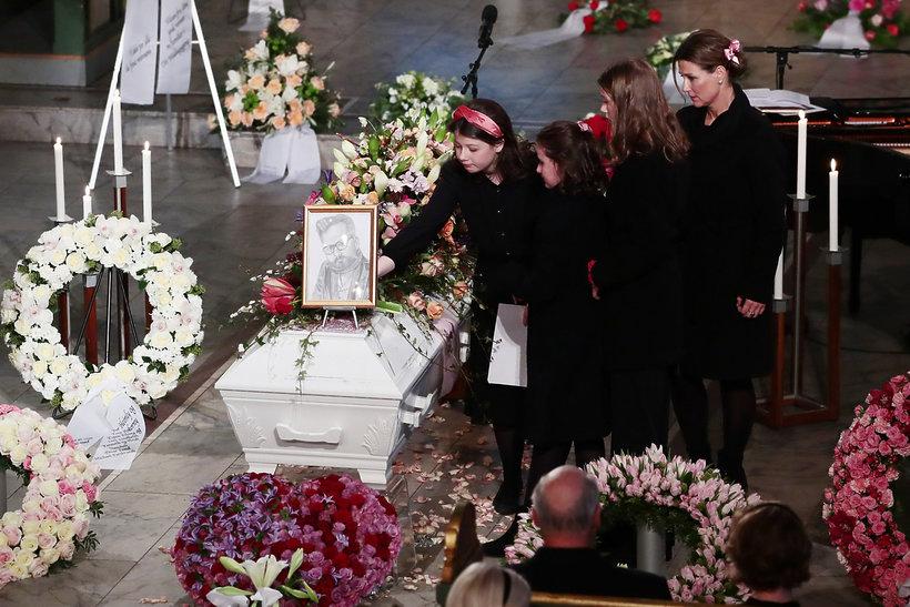 Ari Behn pogrzeb