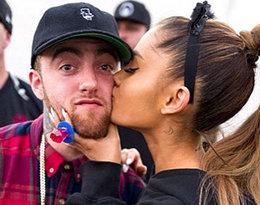 Fani obwiniają Arianę Grande za śmierć Maca Millera! Para rozstała się w maju…