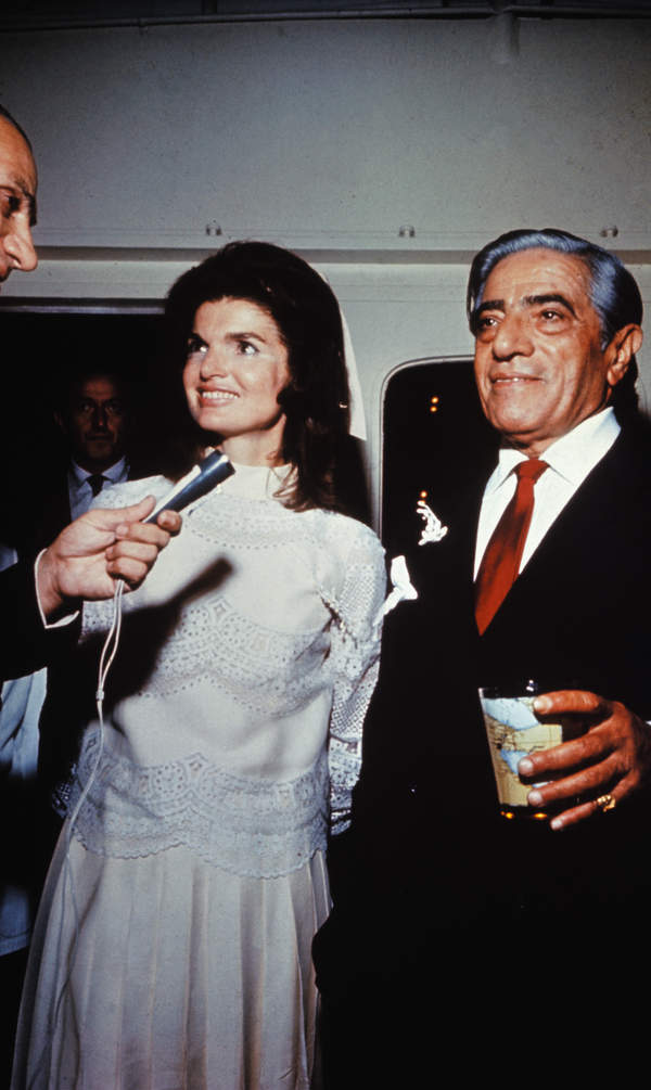 Aristotelis Onassis  Jackie Kennedy: historia miłości