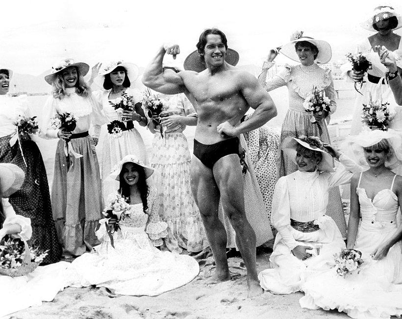 Arnold Schwarzenegger, Festiwal filmowy w Cannes