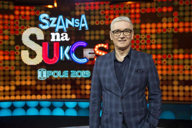 Artur Orzech nie poprowadzi Szansy na sukces