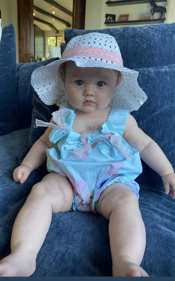 Asha - córka Joanny Krupy