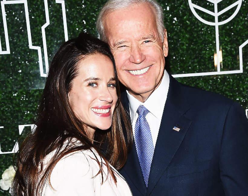 Ashley Biden, Joe Biden