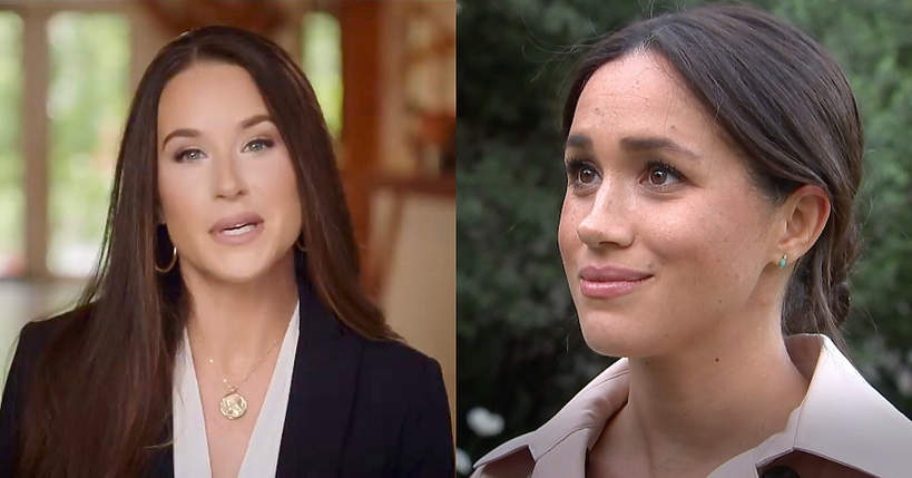 Ashley Biden, Meghan Markle
