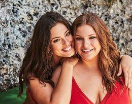 Ashley Graham z siostrą Abigail