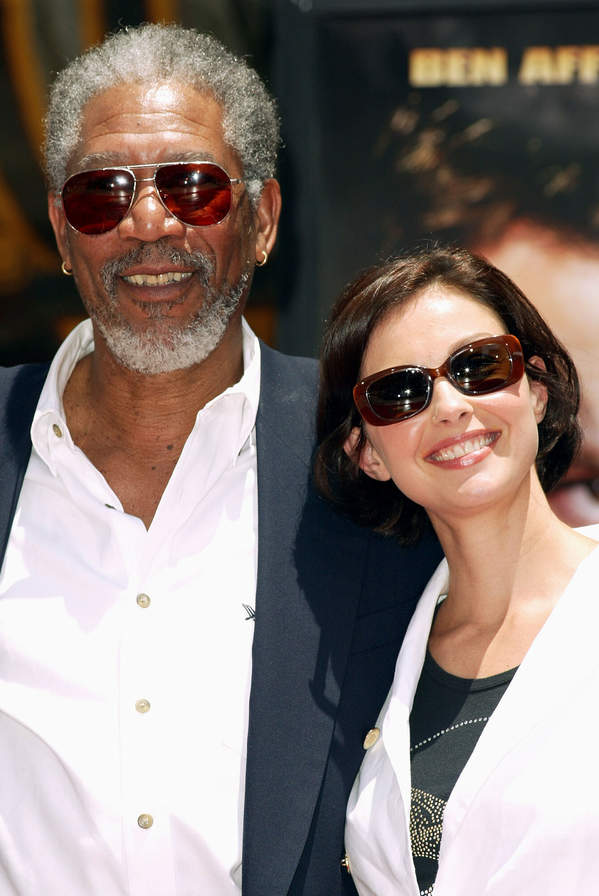 Ashley Judd i Morgan Freeman