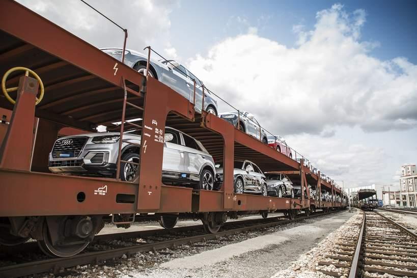 Audi - logistyka