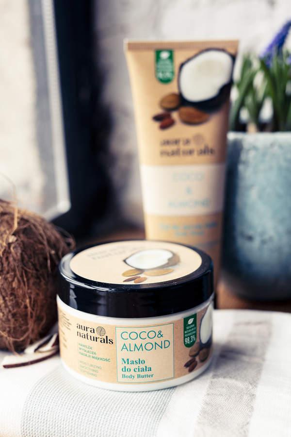 Aura Naturals - Linia Coco&Almond
