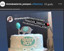 Baby shower Kamili Nicpoń