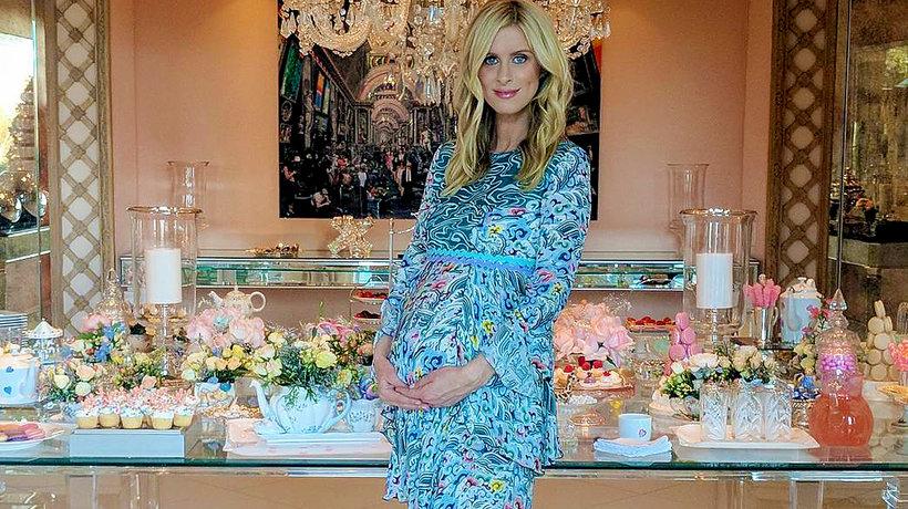 Baby Shower Nicky Hilton, Paris Hilton