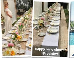 Baby Shower Rosie Huntington Whiteley