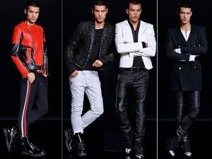 Balmain x H&M kolekcja męska