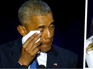 Barack Obama ostatnie przemówienie