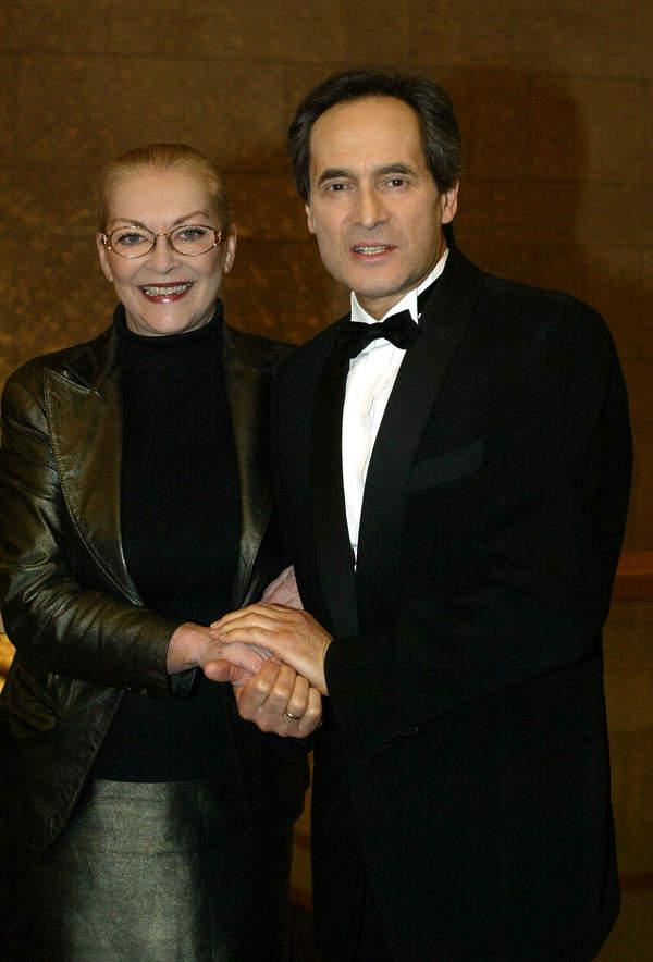 Barbara Brylska, Jerzy Zelnik