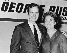 Barbara Bush, historia życia