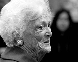 Nie żyje Barbara Bush, uwielbiana przez Amerykanów była pierwsza dama