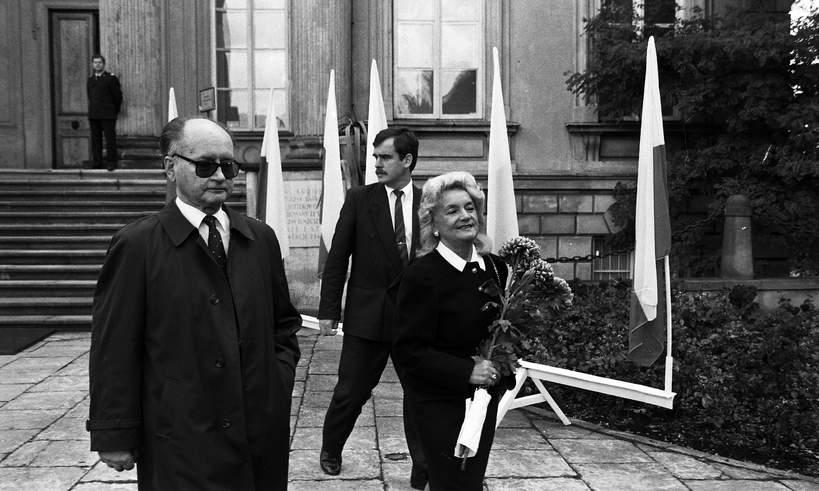 Barbara i Wojciech Jaruzelscy: historia miłości
