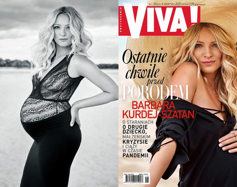 Barbara Kurdej-Szatan, VIVA! 15/2020