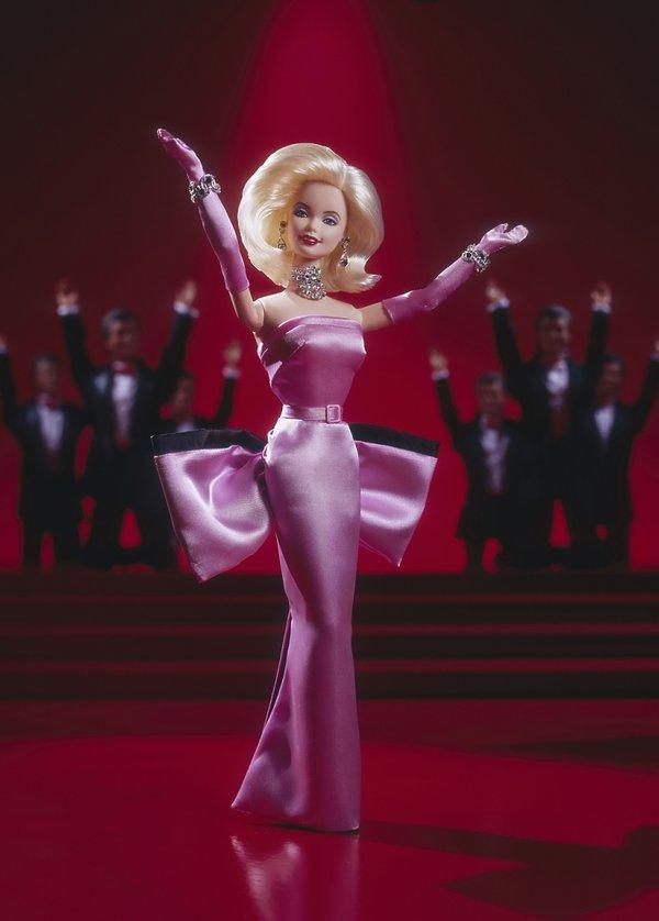 Barbie jako Marilyn Monroe