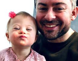 Bartek Królik myślał o aborcji. Dziś córkę z zespołem Downa kocha nad życie!