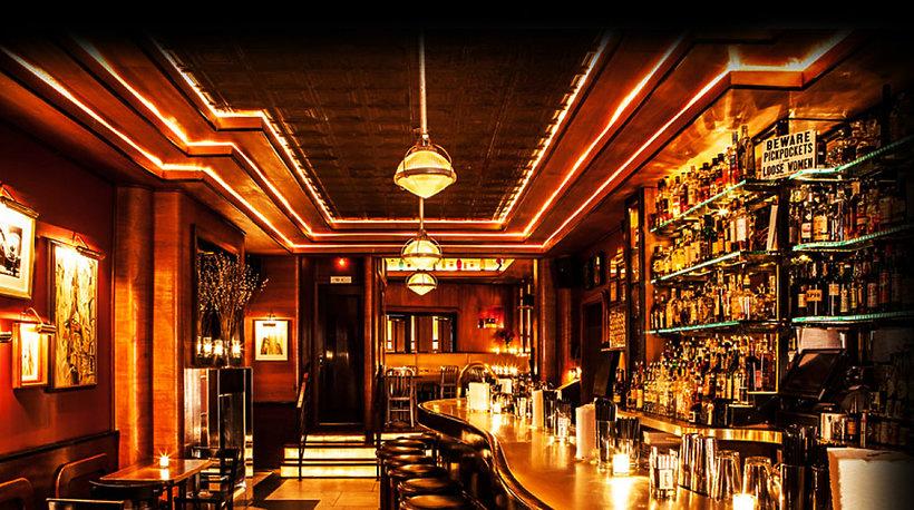 Bary randkowe w Nowym Jorku