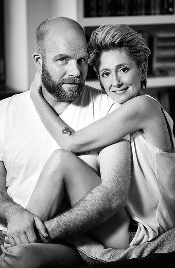Beata Pawlikowska i Danny Murdock, VIVA! kwiecień 2018