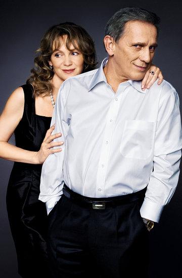Beata Ścibakówna i Jan Englert, Viva! maj 2007