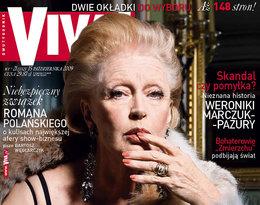 Beata Tyszkiewicz, Viva! październik 2009