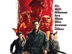 Bękarty wojny. Plakat filmu Quentina Tarantino