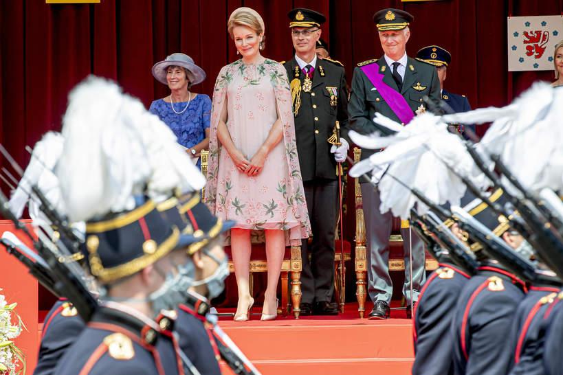 belgijska królowa Matylda