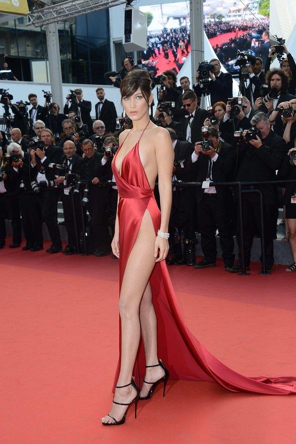 Bella Hadid, Cannes 2016 rok
