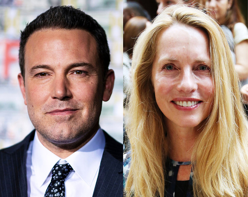 Ben Affleck, Laurene Powell Jobs