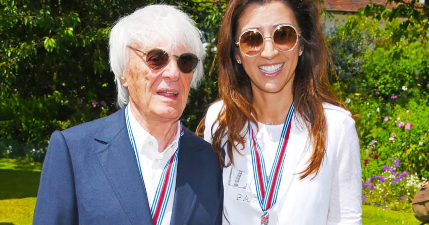 89-letni Bernie Ecclestone zostanie ojcem! To czwarte dziecko byłego szefa Formuły 1 | Viva.pl