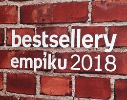 Gala Bestsellerów Empiku 2018 już z nami... Poznajcie wszystkich zwycięzców!