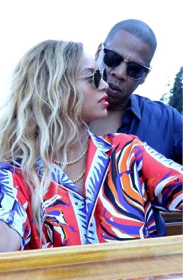Beyonce i Jay-Z, 10 rocznica ślubu