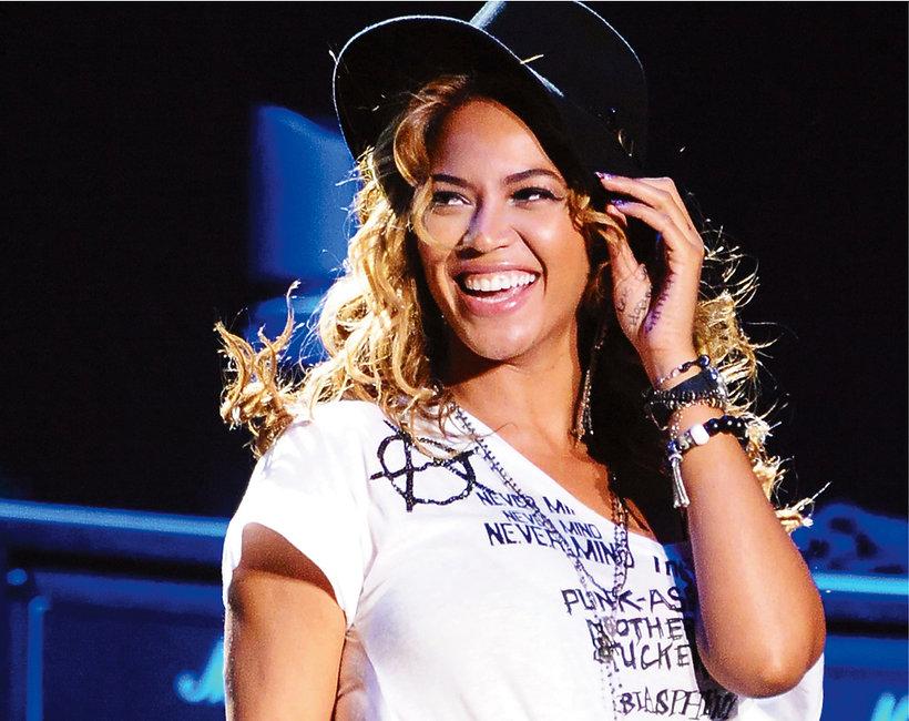 Beyonce na Coachelli