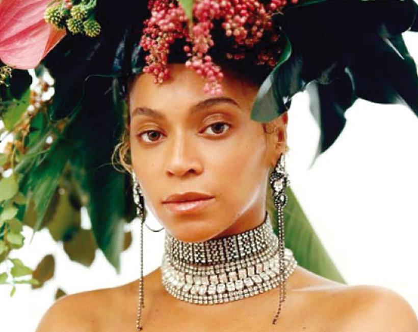 Beyonce, sesja VOGUE
