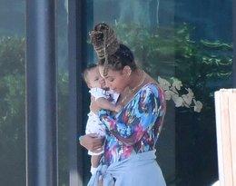 Beyonce z dziećmi, bliźniaki
