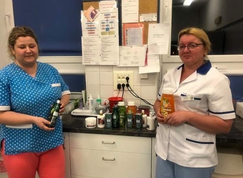 Bielenda wspiera polskie szpitale